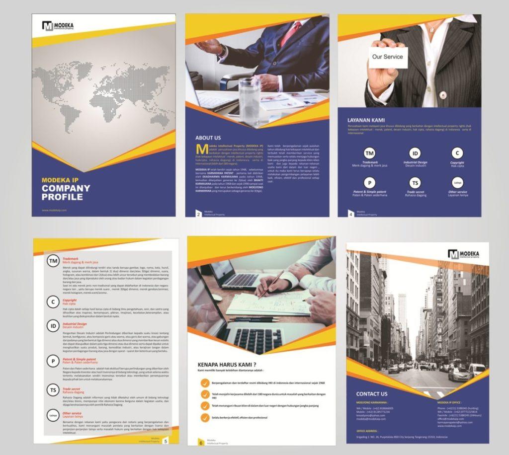 Cetak Company profile
