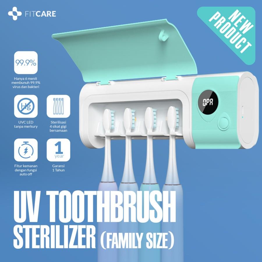 uv toothbrush sterilizer, uv sterilizer, sterilizer, alat sterilisasi, alat unik, alat steril, uv steril,